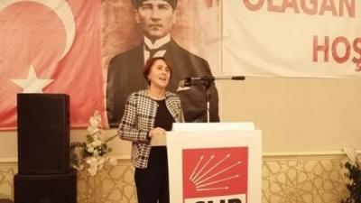 CHP DİYARBAKIR'DA BİR İLK: İL BAŞKANLIĞI KADIN BAŞKANA EMANET