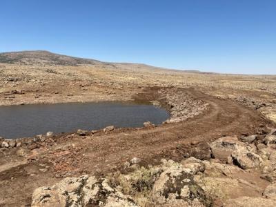 Çınar'da 17 HİS göleti onarıldı