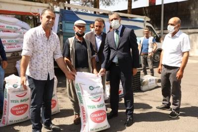 DBB'nin desteğiyle Diyarbakır karpuzu özgünlüğünü koruyacak