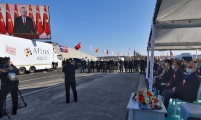 Diyarbakır Devegeçidi Köprüsü ve Bağlantı Yolları açılışı gerçekleştirildi