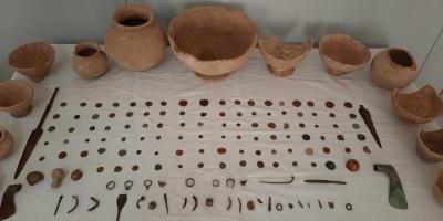 Diyarbakır'da 160 tarihi eser ele geçirildi