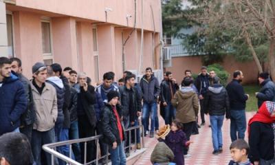 Diyarbakır'da 423 kişilik iş alımına 41 bin başvuru