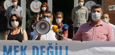 Diyarbakır'da ölen sağlık çalışanı sayısı 10'a yükseldi