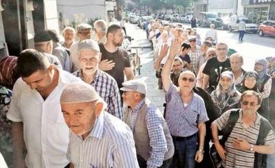 Emeklilere ödenecek yeni promosyon tutarları belli oldu