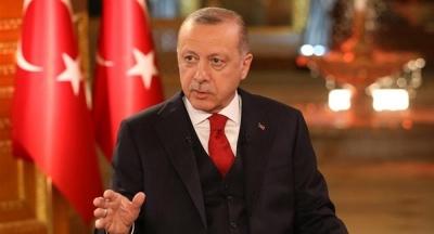 Erdoğan'dan Roş Aşana Bayramı mesajı