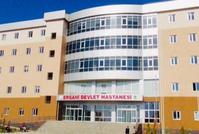 Ergani Devlet Hastanesi'nde Doktor Sıkıntısı