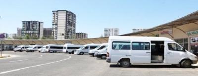 Ergani-Diyarbakır dolmuş ücretlerine yapılan zamma tepki!