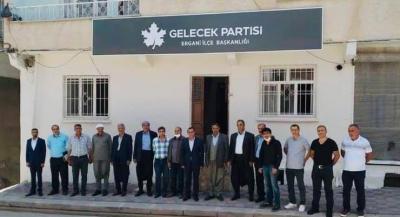 Ergani Gelecek Partisi ilk yönetim kurulu toplantısını yaptı