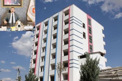 Ergani yeni Adliye binasına kavuşuyor!