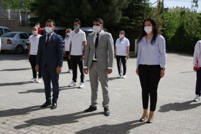 Ergani'de 19 Mayıs Atatürk'ü Anma Gençlik ve Spor Bayramı