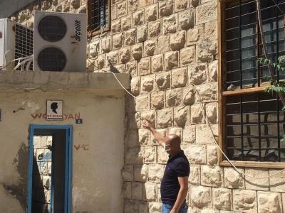 Ergani'de camiden kablo hırsızlığı