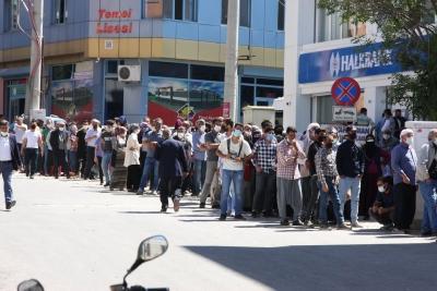 Ergani'de hareketlilik