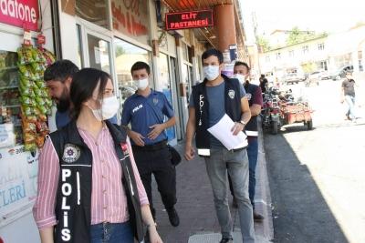 Ergani'de kamuya açık alanlarda sigara içme yasağı getirildi