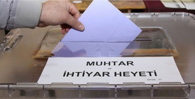 Ergani'de muhtarlık seçimi yapılacak