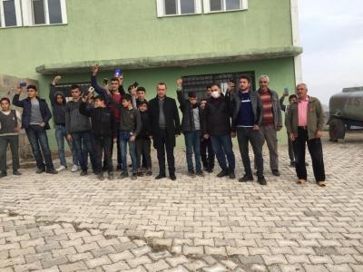 Ergani'de öğrenciler, EBA'ya bağlanamıyor