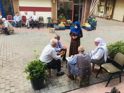 Ergani'de Vatandaş Dilencilerden Rahatsız