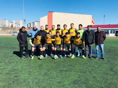 Erganispor 5 - 0 Çüngüş Gençlikspor