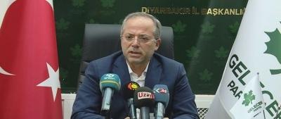 Gelecek Partisi İl Başkanı Altaç, gündemi değerlendirdi