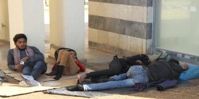Göçmenler Diyarbakır otogarında yaşam mücadelesi veriyor