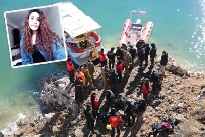 Gülistan Doku'yu aramak için baraj boşaltılacak