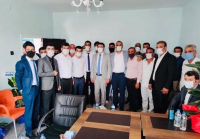 İYİ Parti Ergani İlçe Kongresi yapıldı