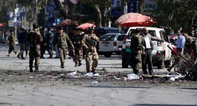 Kabil'deki ABD Büyükelçiliği yakınında intihar saldırısı: 22 ölü