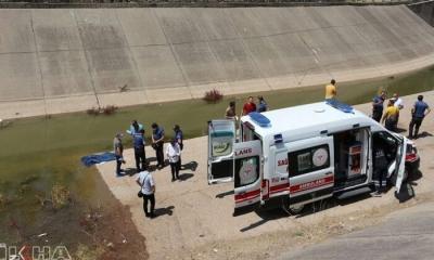 Kayıp çocuk su kanalında ölü bulundu