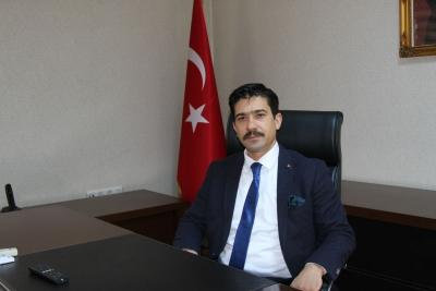 Kaymakam Öztürk'ün Ramazan Bayramı mesajı