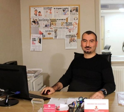 Koranavirüs tedavisi gören gazeteci Tarancı, yaşamını yitirdi