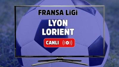 Lyon – Lorient Canlı maç izle