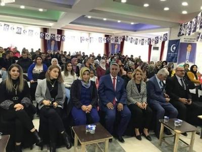 Muhafazakar Yükseliş Partisi kongresi yapıldı