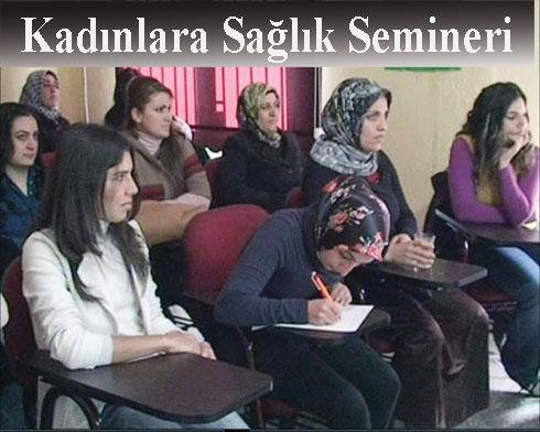Kadınlara Sağlık Semineri