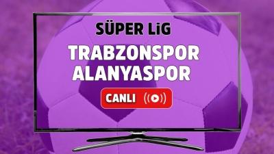 Trabzonspor – Alanyaspor Canlı maç izle