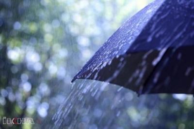 Valilikten Diyarbakır için kuvvetli yağış uyarısı