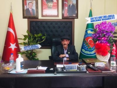 Ziraat Odası Başkanı Sümer'den anız yangını uyarısı